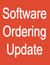 Software Ordering Update