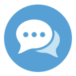 chat icon for help.unc.edu