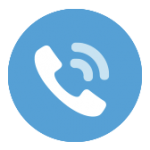 phone icon for help.unc.edu